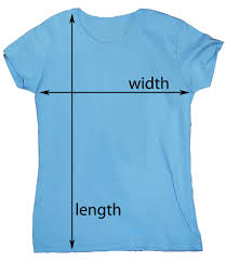 And1 Clothing Size Chart T Shirt Sizing Chart Art By Fox Online Store Powered By