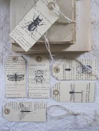 old book pages and sts to make s