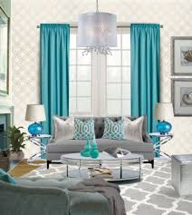 My dream living room.....perfcto! Turquoise Living RoomsWhite ...