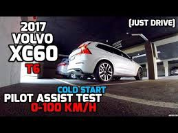 2018 volvo pilot assist. contemporary pilot just drive 2017 volvo xc60 cold start pilot assist test and 0100kmh  acceleration for 2018 volvo