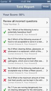 Food Handlers Test Answers Food Handlers Answers Freeletter Findby Co