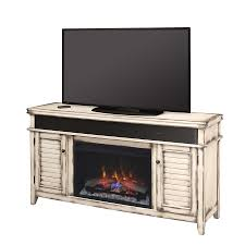 classic flame simmons media electric fireplace with sound bar country white com