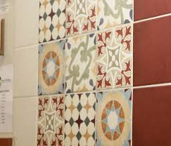 patterned victorian tiles at tiles away