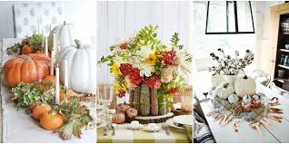 fall dining room table decorating ideas. 40 photos fall dining room table decorating ideas n