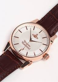 vivienne westwood finsbury watch brown vivienne westwood mens watches finsbury watch brown