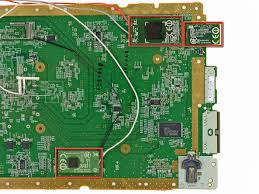 nintendo wii u teardown ifixit image 1 3 examining the underside of the motherboard we three separate