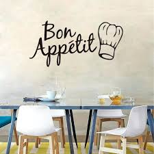 creative chef hat art mural detachable kitchen wall phrases vinyl wall stickers room metal word wall art uk creative chef hat art mural detachable kitchen