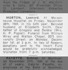 The Gazette from Montreal, Quebec, Quebec, Canada on November 29, 1969 · 51