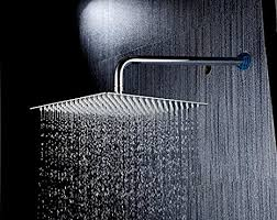 if you want a truly impressive rainfall shower head installed you will want to do it the right way this could mean running new pipes in the bathroom