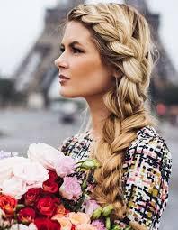Cheveux Longs Tresses Coiffure Cheveux Longs Des Coupes