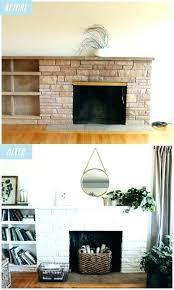 stone fireplace painted white white stone fireplace white stone fireplace lessons from a white painted fireplace