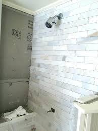 tiling stand up shower bathroom remodel a tile stand up shower cost bathroom stand up shower