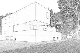 architecture houses sketch. Architecture Houses Sketch O