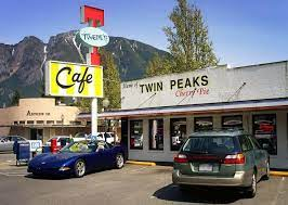 You can shop for your favorite coffee here! Twede S Cafe The Real Life Double R Diner From Twin Peaks Has Been Restored To Its Damn Fine Tv Look