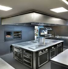 professional kitchen equipment new york. www.stainlesssteeltile.com likes this commercial kitchen design- stainless steel- restaurant professional equipment new york \