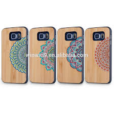 samsung galaxy s6 3d phone cases. personalized printing pattern wood 3d phone case for samsung s6 galaxy 3d cases e