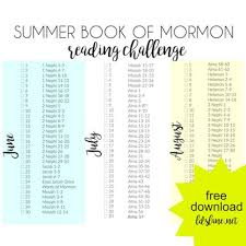 Book Of Mormon Reading Chart Calculator Scripture Study Calculator For All Standard Works