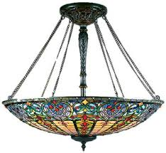 tiffany ceiling lighting fixtures lamps bedroom hallway kitchen lighting stained glass rose garden pendant chandelier stained