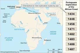 Early Explorers Chart European Exploration The Age Of Discovery Britannica