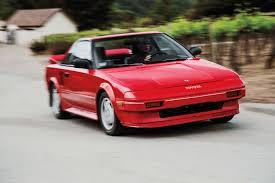 1986 Toyota MR2 vs. 1985 Ferrari 308 GTSi QV Comparison - Motor ...