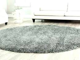 7 ft round rug handmade silver polyester rug 7 round 7 ft for 4 ft 7 ft round rug