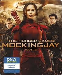 best the hunger games mockingjay part 2 bluray dvd steelbook only best 2016 undefined