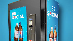 Pepsi Vs Coke Vending Machine Commercial Beauteous Pepsi ReUps Protagonist Keeps Getting Social Adweek
