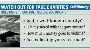 Best And Worst Charities Chart Beware Fake Boston Bombing Charities