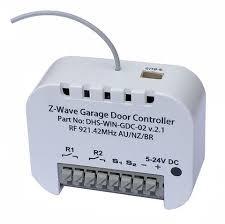 zconnect z wave garage door opener and best automatic garage door opener
