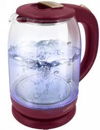 Чайник электрический <b>Lumme LU</b>-<b>142</b> 1800 Вт <b>красный рубин</b> 2 л ...