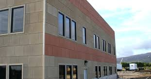 metal building windows. Metal Building Windows Prefab Office Showing Primary Framing Finished For Sale