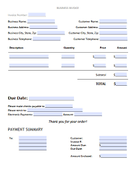 Business Receipt Businessoice Template Free Printable Download Small Uk Askoverflow