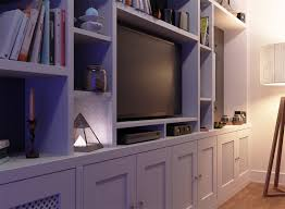 Living Room Bookcases Built In Built In Bookcase Tv Cabinet Large Living Room Google Search