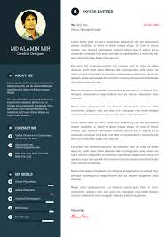 Interesting Cv Examples Example 7 I Will Design Resume Awesome Cv For You For 5