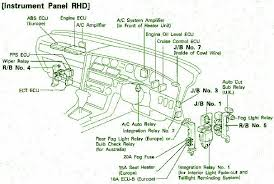 electrical wiring diagram car toyota electrical 1990 toyota wiring diagram 1990 auto wiring diagram schematic on electrical wiring diagram car toyota