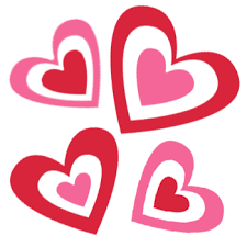 Image result for valentine's day lunch games clip art