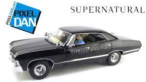 Supernatural 1967 Chevrolet Impala 1:18 Scale Die-Cast Metal ...
