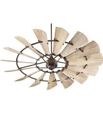 quorum 97215 86 windmill 72 inch oiled bronze with weathered oak blades indoor ceiling fan