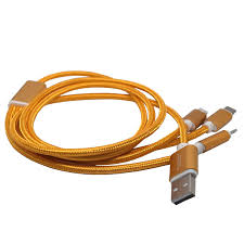 Wonder Woman Light Up Lasso Justice League Wonder Woman Lasso Of Truth Usb Paracord Braided Cable 3 In 1 Usb Fast Charging Cord Adapter