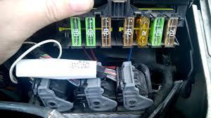 peugeot 307sw maxi fuses peugeot 307sw maxi fuses