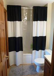How To Change The Dcor Of Your Bathroom With A Simple DIY Shower Curtain   15 Ideas