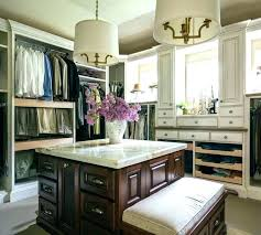 walk in closet island dimensions walk in closets with islands the best closet island ideas on