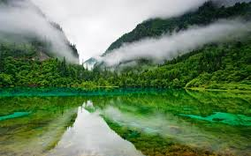 mountains backgrounds. Most Beautiful Lake And Green Mountains Nature Desktop Backgrounds Image