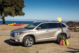 Review: 2014 Toyota Highlander - The Truth About Cars