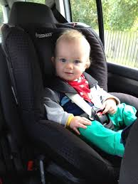 toby has a maxi cosi tobi car seat one of the safest belted car