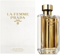 <b>Prada La Femme</b> EdP 100ml in duty-free at airport Kurumoch