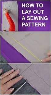 How To Use Sewing Patterns Amazing Design Ideas