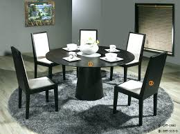 used dining table set round dining room sets for 6 modern decoration round dining table sets