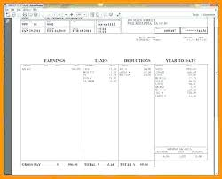 Template Excel Pay Stub Free 1099 Int Retailbutton Co