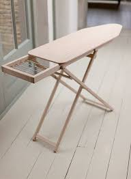 ironing board furniture. a perfectly proportioned solid wooden ironing board complete with generous sized area making furniture n